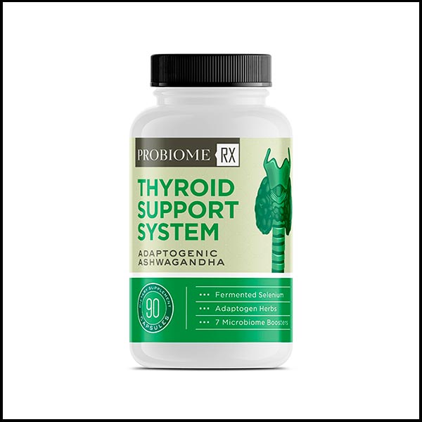 Thyroid support system - 12 Month